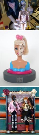Anatomical Barbies
