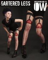 Gartered Legs Prosthetics