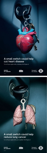 TFL advertising campaign