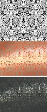 Flower of Earthly delights wallpaper