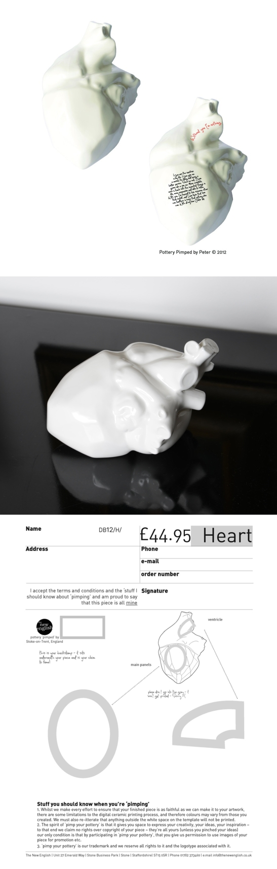 New English Heart