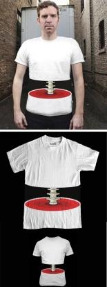 Spine Tshirt